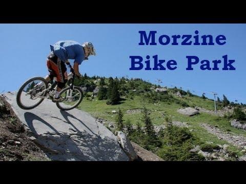 Morzine Mountain Biking - Trail Guide and Reviews - iBikeRide