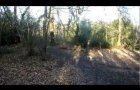 mountain bike at steetley quarry 2-3-13
