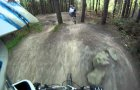 Wharncliffe Woods Mountain Biking (Black Diamond)  GOPRO HD