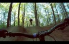 GoPro run of Empuru/Red at Windhill Bike Park