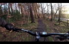 Pollok park black MTB trail