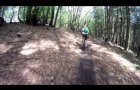 New Leith Hill descent and Summer Lightning extension