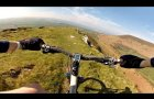 RIDGE RIDE #3 - Brecon Beacons | GoPro Chest Mount MTB