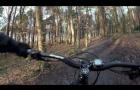 Pollok park blue MTB trail