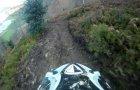 Llangollen downhill uplift. Squirrel track. BDS track.