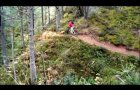 THE GULLY MONSTER  - part of Moray Monster  Trails