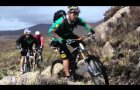Skye and Torridon mountain biking, with Danny MacAskill, Steve Peat and Hans Rey