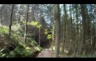 The Chimney, Quantock hills. Mountain biking