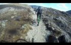 Mountain Biking in Torridon Mountains enroute to Achnashellach