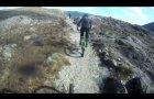 Mountain Biking in Torridon Mountains enroute to Achnashellach