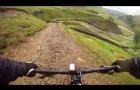 Mountain Biking in Swaledale. Muker to Tan Hill loop.