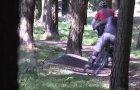 Hurstwood Mountain Bike Trail