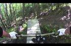 les deux alpes bike park 2013 - fede - fabio - esdra