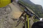 Revolution Bike Park Quarry Line - Dan Atherton, like us on facebook for more videos.