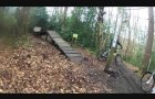 Chopwell Woods Mountain Biking - Go Pro Hero HD2