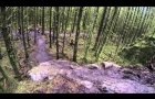 Davagh MTB Trails Cookstown - HD - Eagles Rock!!