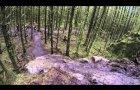 Davagh MTB Trails Cookstown - HD - Eagles Rock!!