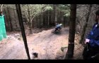 MTB Downhill @ Hamsterley Forest November 2012