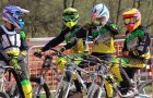 Lapierre-CMS Downhill Team in DEMA Bikepark KALNICA