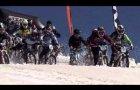 Mega Avalanche - Megavalanche 2010 Alpe d'Huez -  SR Suntour - Bike Event Freeride Downhill Race