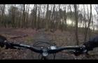 pollok park green mtb trail