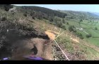 Jake Hancock HEDCAM helmet camera footage at One Giant Leap Llangollen 27 05 12
