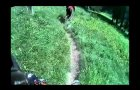 MTB headcam from epic singletrack trails at Les Arcs: day 01