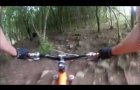 Mendips - Black rock descent MTB