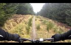 kielder Osprey trail 03-03-12 Mountain Bike Blue Route