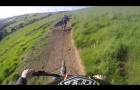 Dusty Huckers mash up at Woodys Bike June 2017