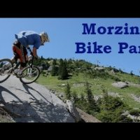 Morzine Bike Park -  Best mountain bike resorts in Europe