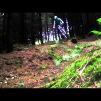 Shropshire Downhill, Bringewood *PLUS NEW TRAIL MADE TODAY* DH/FR Movie