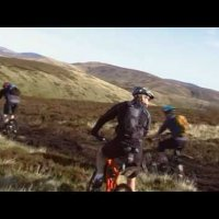 Mountain Biking in the Cheviot Hills and the Pennine Way