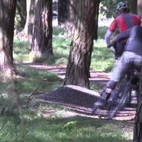 Hurstwood Mountain Bike Trail