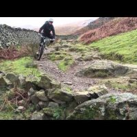 Ullswater Lake shore path, pt 1