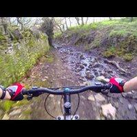 Mountain Biking at Rivington using GoPro Hero 3 Black Edition