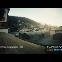 Go Pro HD: Downhill Mountain Biking in Morzine-Avoriaz & Les Gets