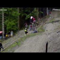 Danny Hart's 2011 World Championship Winning Downhill Run at Champery