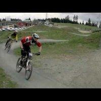 Bikepark Winterberg Übungsparcours 2012