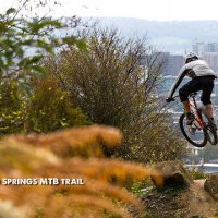 Parkwood Springs MTB Trail Sheffield