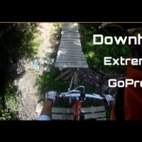 DownHill Mountain Biking - Freeride - Châtel - 2013 GoProᴴᴰ