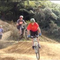 Makara Peak Skills Area Grand Opening - 2007