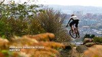 Parkwood Springs MTB Trail Sheffield